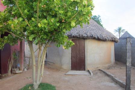 Construcción de un Bukaru para alojamiento de voluntarios